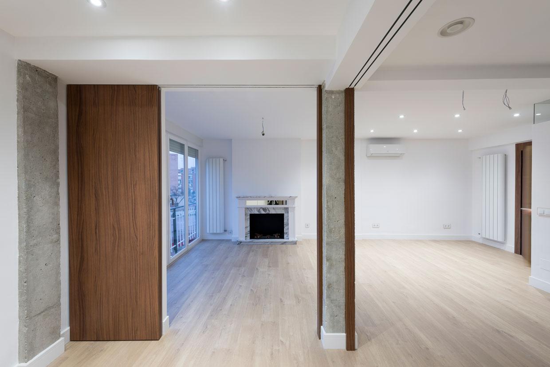 Mi Nueva Casa Entrada Salón Y Comedor Carlos Arnelas